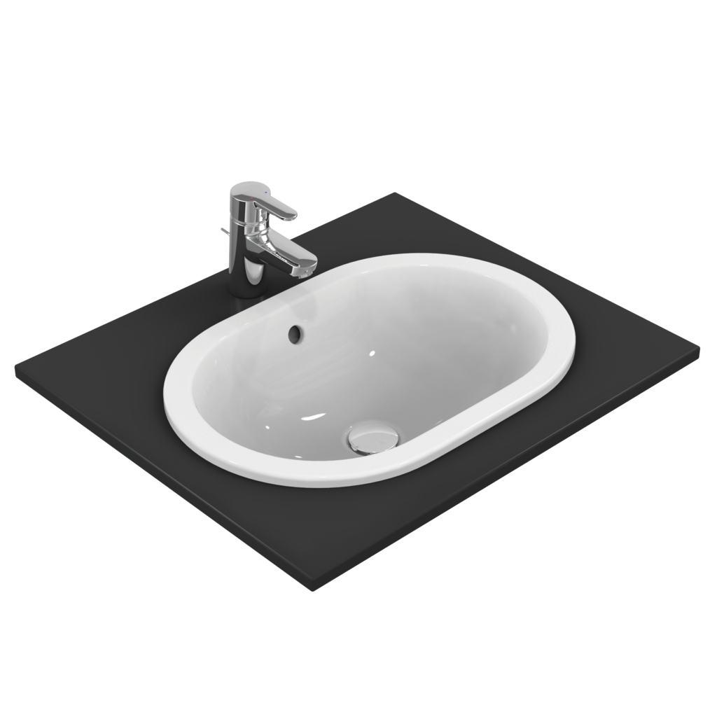 ideal standard e5047 owalne umywalka wpuszczana w blat. Black Bedroom Furniture Sets. Home Design Ideas