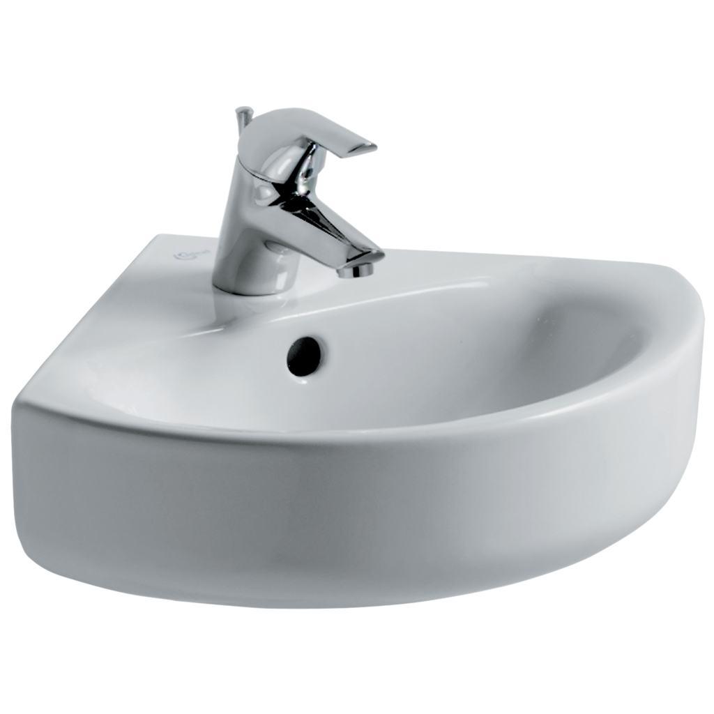 Comment Installer Un Lave Main Avec Meuble product details: e7136 | lave-mains 34 x 34 x 44 cm | ideal