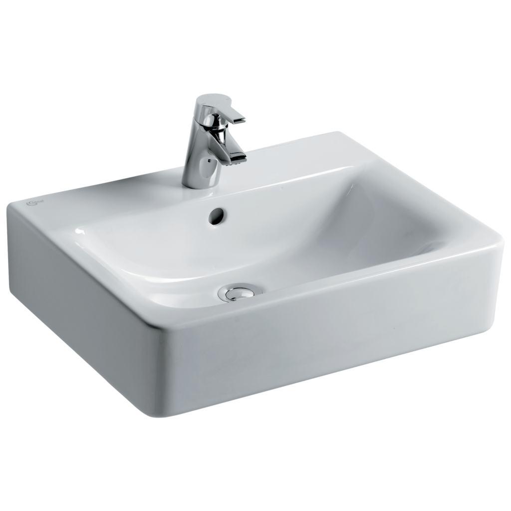 product details e7139 lavabo 55 x 46 cm ideal standard. Black Bedroom Furniture Sets. Home Design Ideas