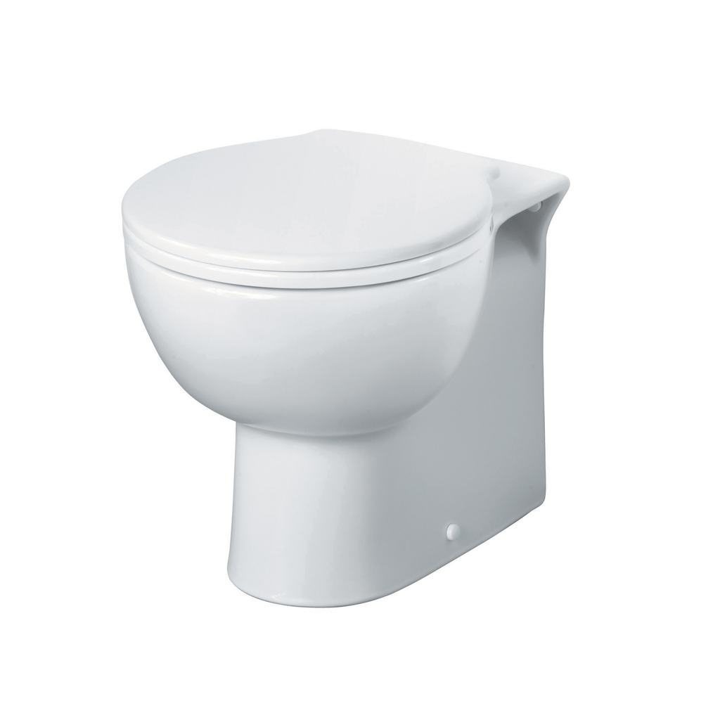 Close Coupled or Back-to-Wall WC Bowl