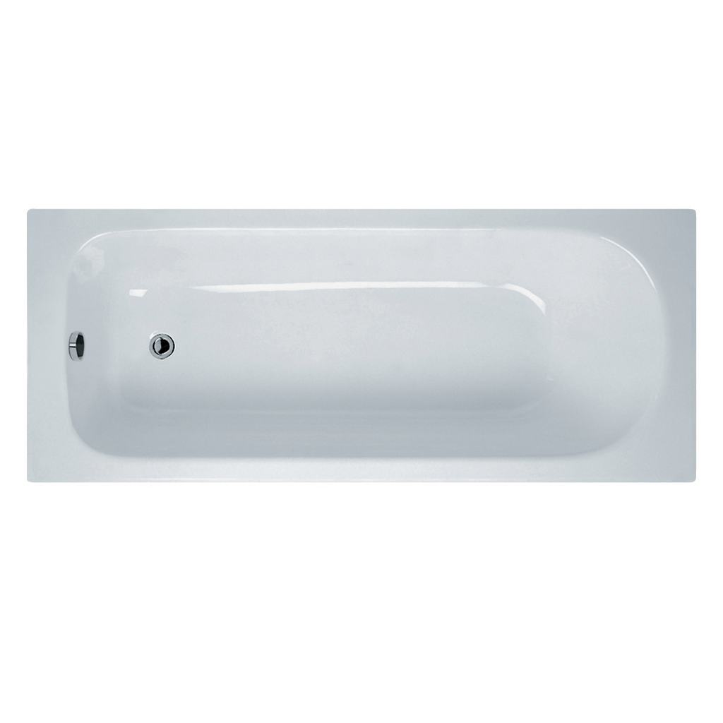 170x70cm CT Bath, no tapholes