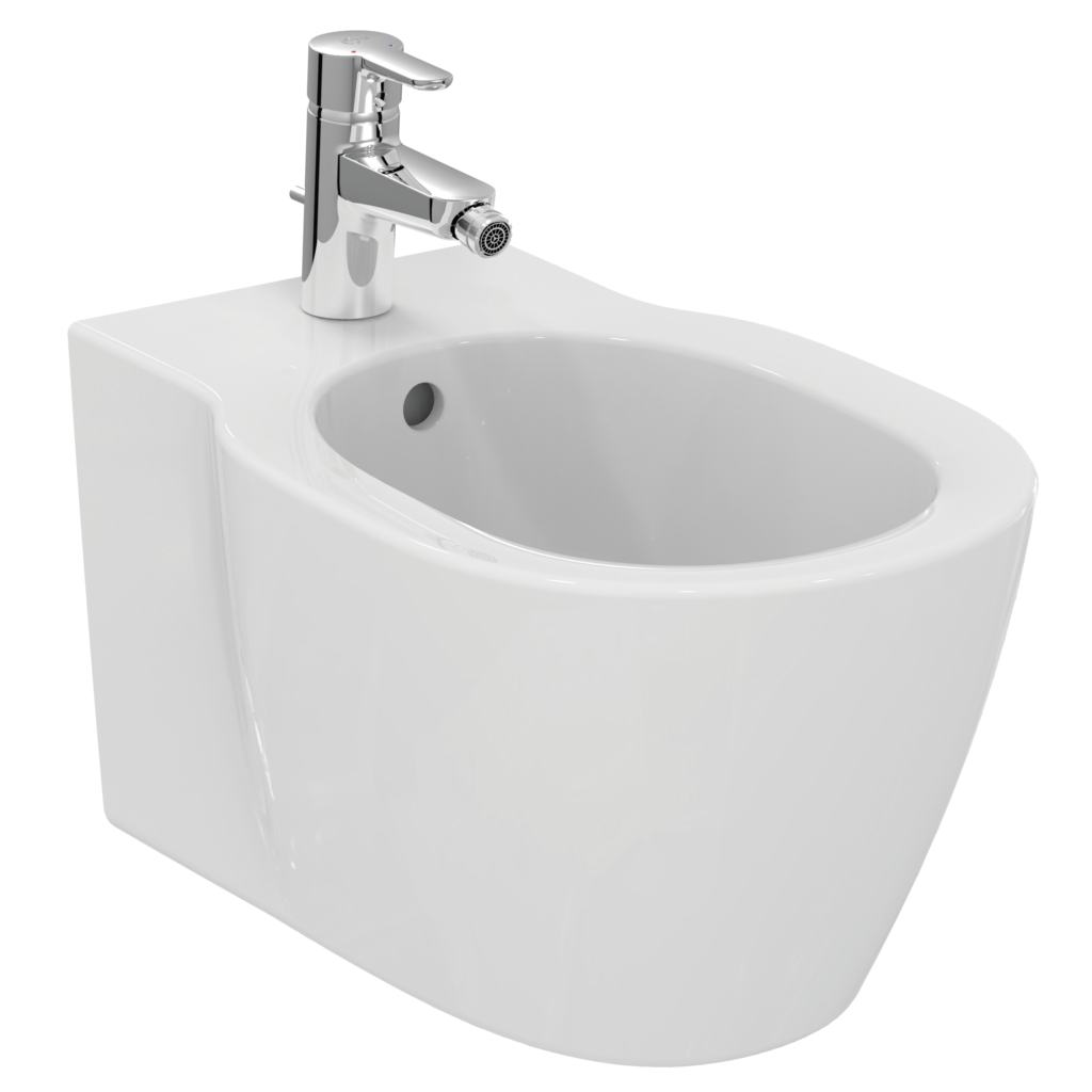 Ideal Standard Bidet Connect.Ideal Standard E7722 Wall Mounted Bidet With Fully