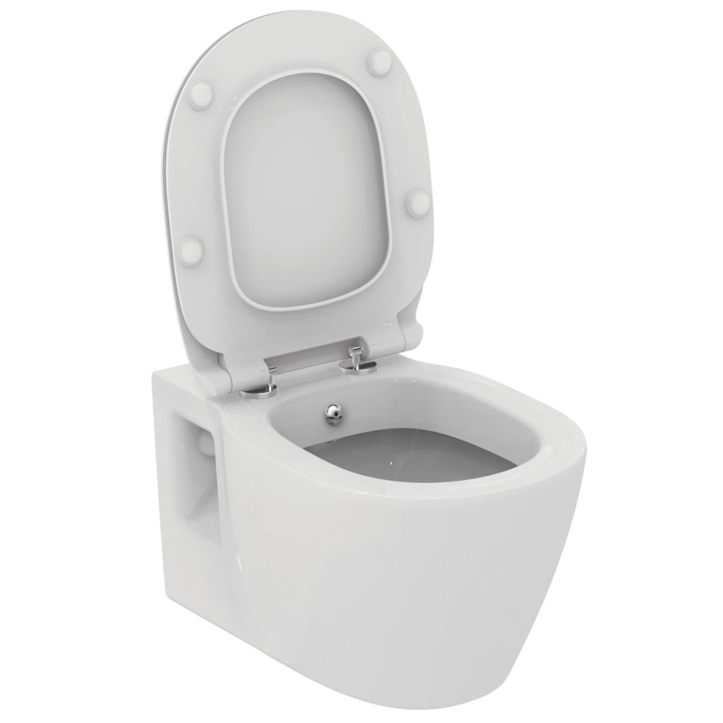 Stupendous Ideal Standard E7819 Wall Mounted Bowl With Bidet Function Machost Co Dining Chair Design Ideas Machostcouk