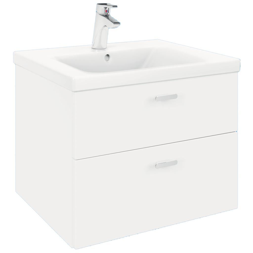 dettagli del prodotto e6516 mobile sottolavabo 60 cm. Black Bedroom Furniture Sets. Home Design Ideas