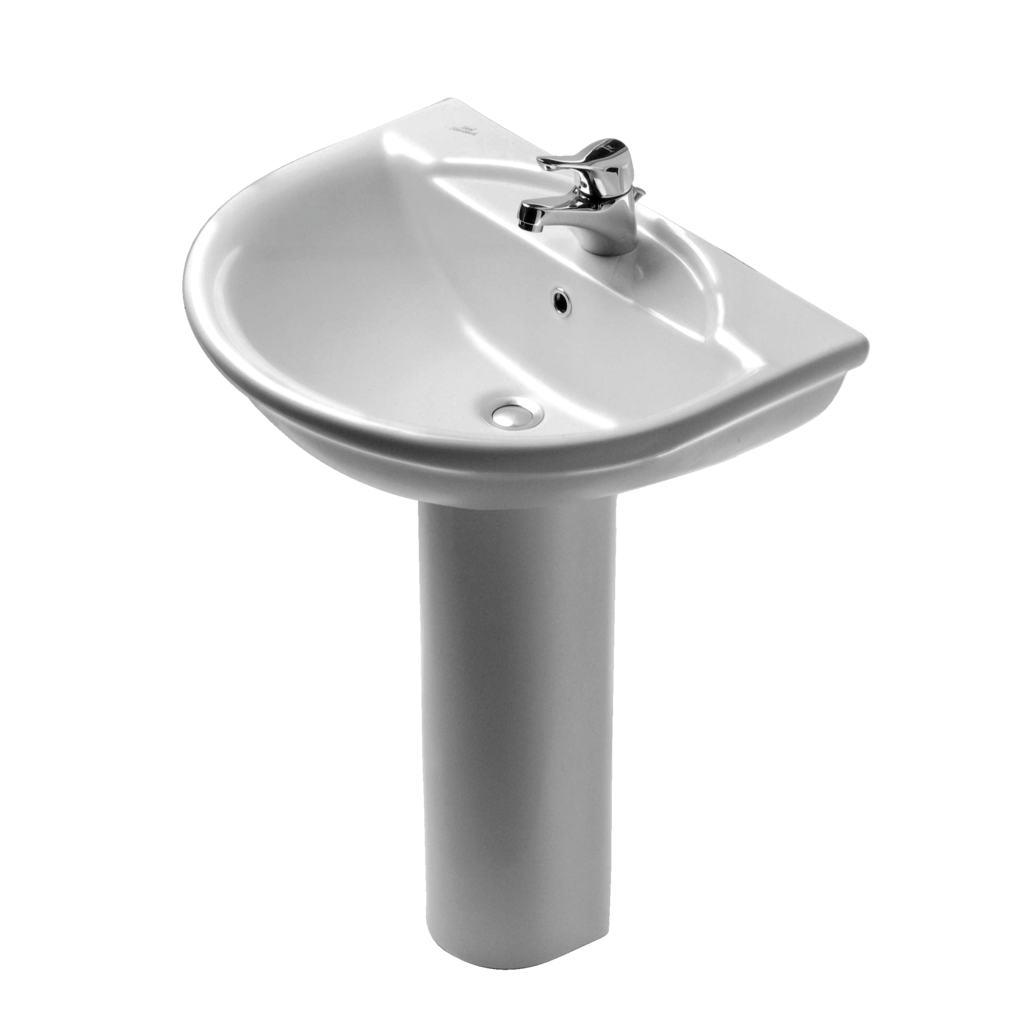 Dettagli del prodotto g9063 lavabo 63 x 50 cm ideal for Lavandino ideal standard conca
