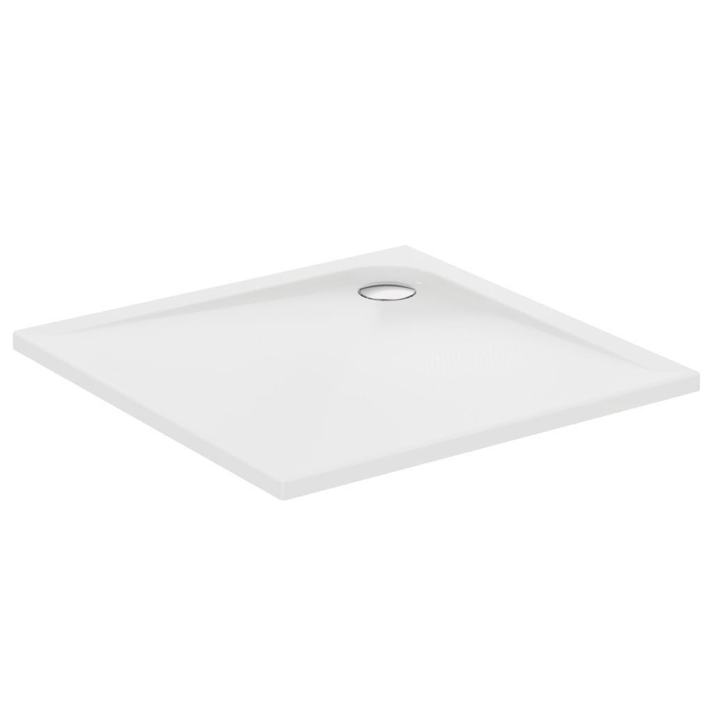 Piatto doccia in acrilico quadrato 100x100 cm