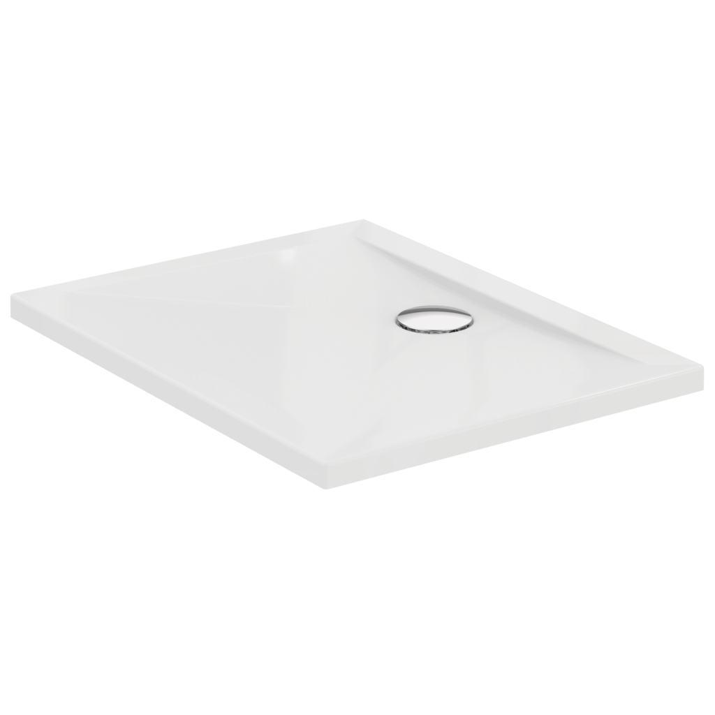 Piatto doccia in acrilico rettangolare 90x70 cm