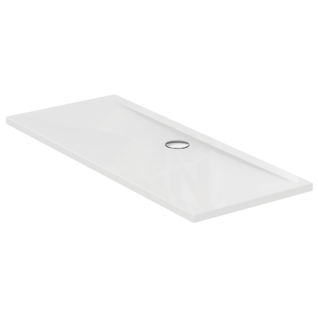 Piatto doccia in acrilico rettangolare 170x80 cm