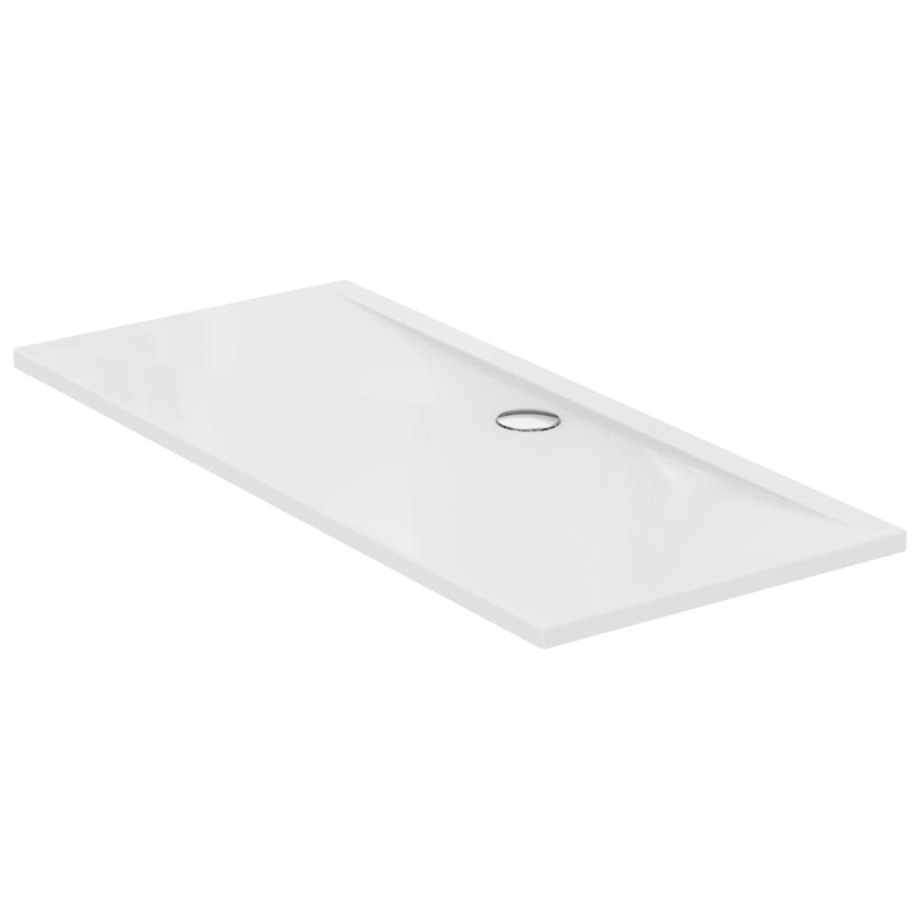 Piatto doccia in acrilico rettangolare 180x80 cm