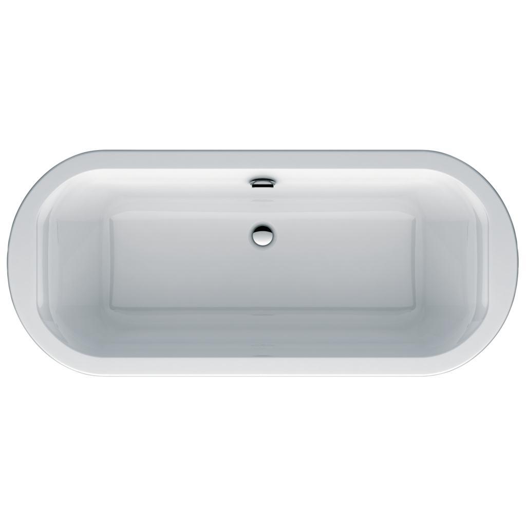 Dettagli del prodotto k1815 vasca ovale ad incasso - Vasche da bagno ad incasso ...