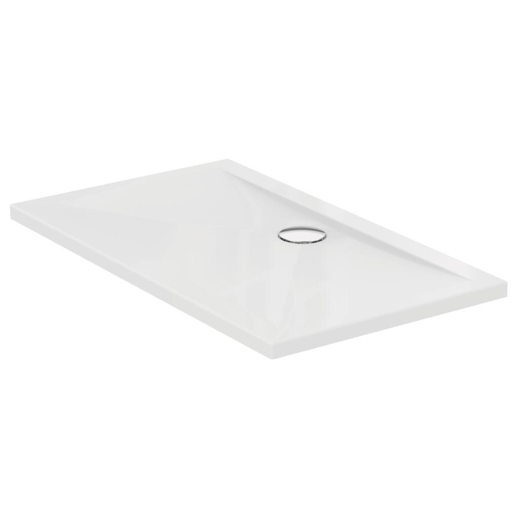 Piatto doccia in acrilico rettangolare 120x70 cm