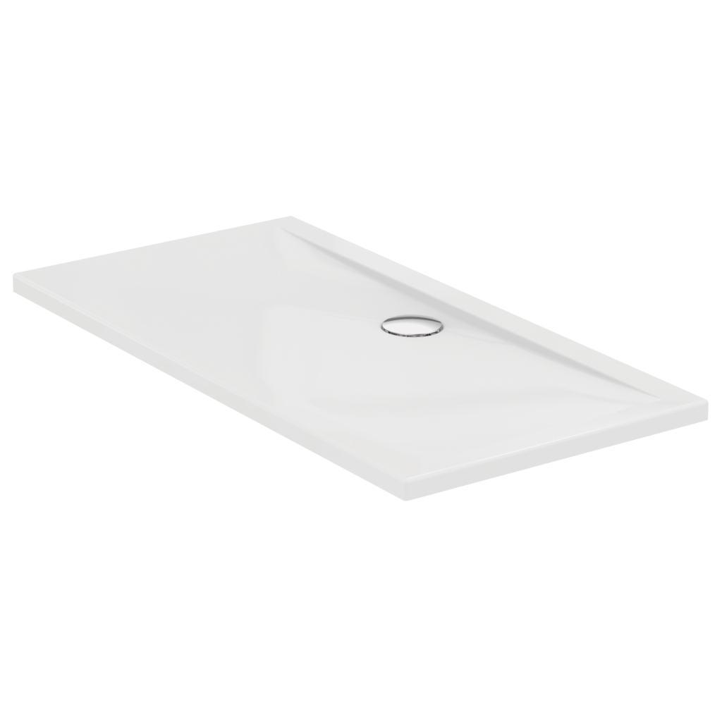 Piatto doccia in acrilico rettangolare 140x70 cm
