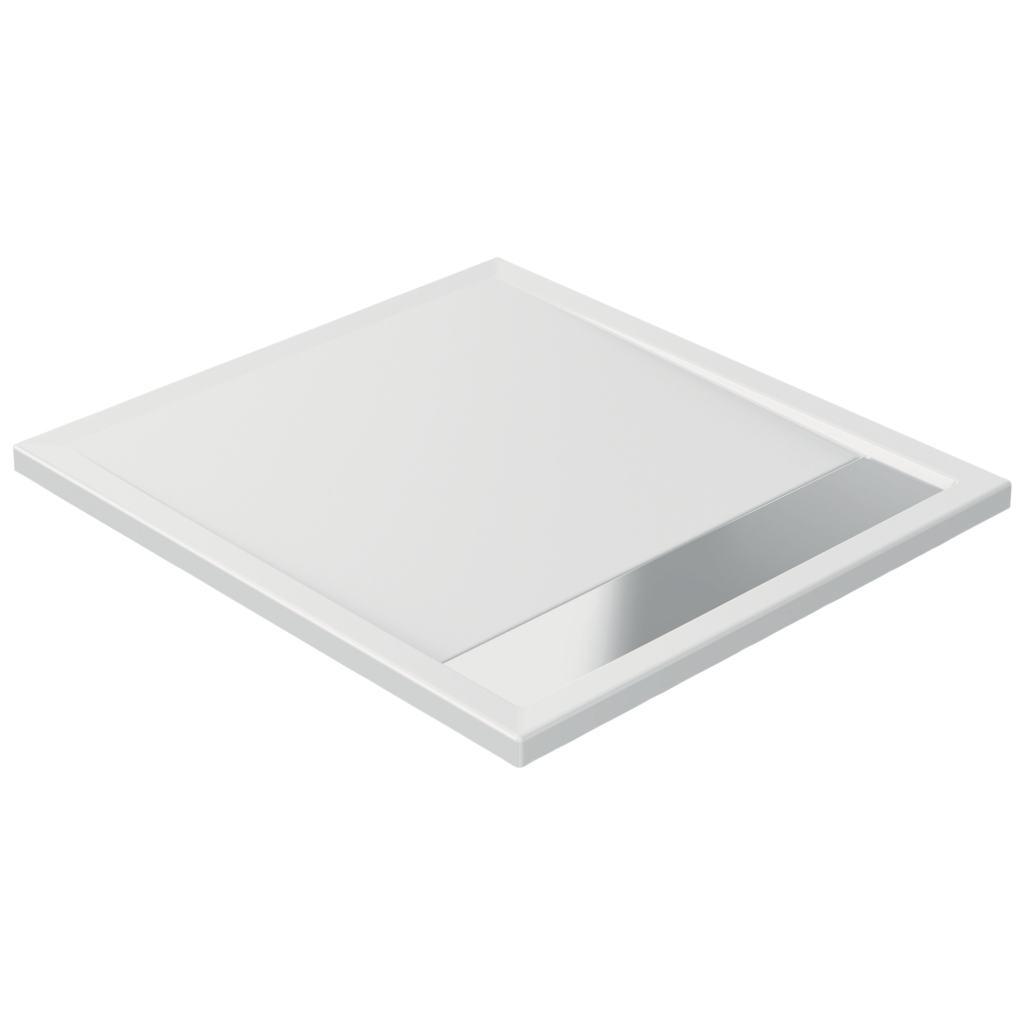Dettagli del prodotto: K2624  Piatto doccia in acrilico 100 x 90 x 4 cm  Ideal Standard