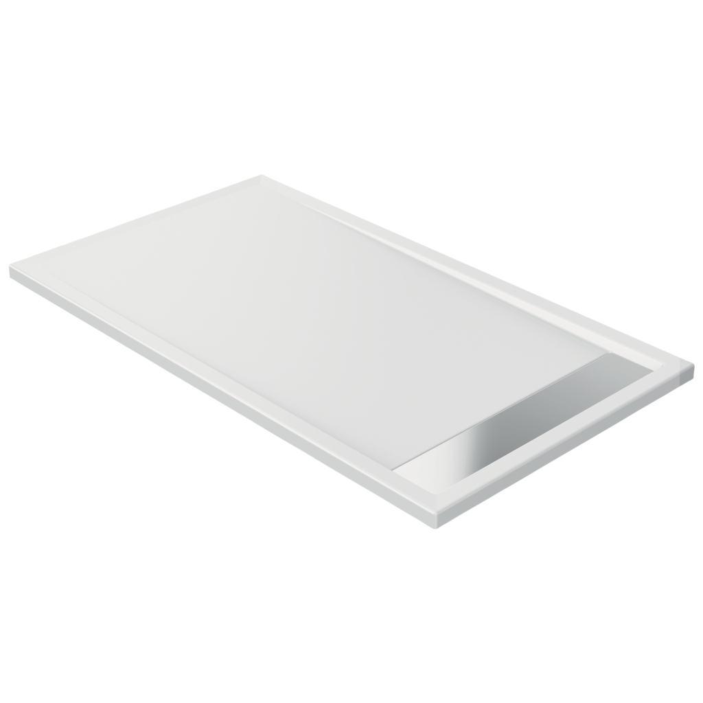 Piatto doccia in acrilico 160 x 90 x 4 cm