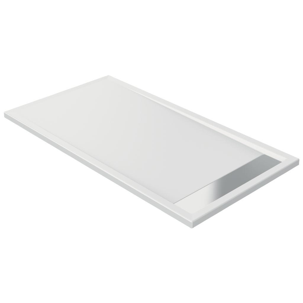 Piatto doccia in acrilico 170 x 90 x 4 cm