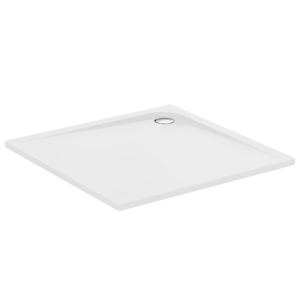 Piatto doccia in acrilico quadrato 120x120 cm