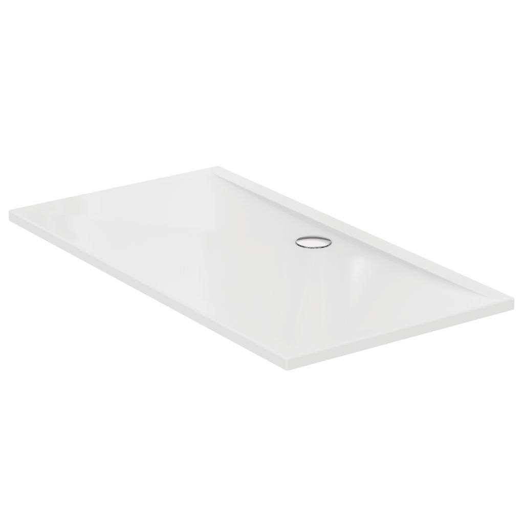 Piatto doccia in acrilico rettangolare 170x90 cm