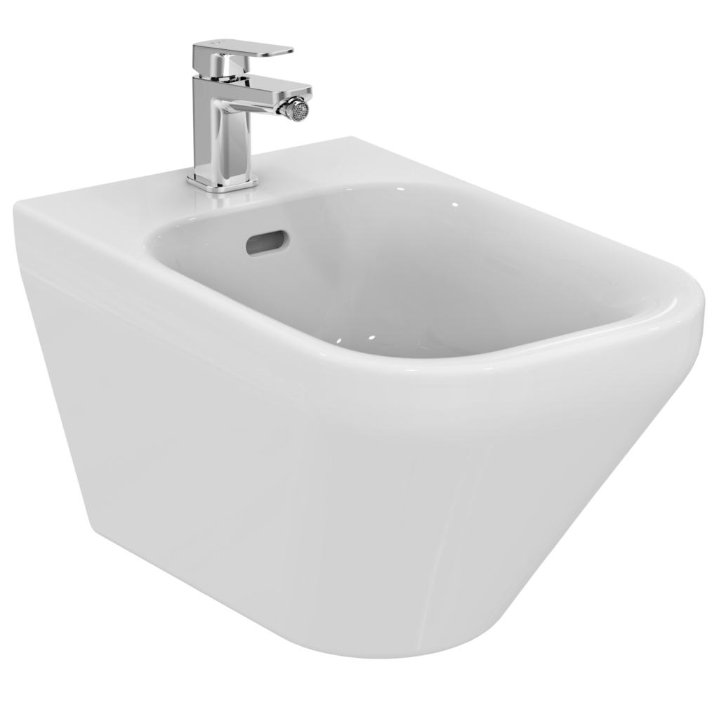 Ideal Standard K5236 Wall Mounted Bidet With Fully Hidden Fixation
