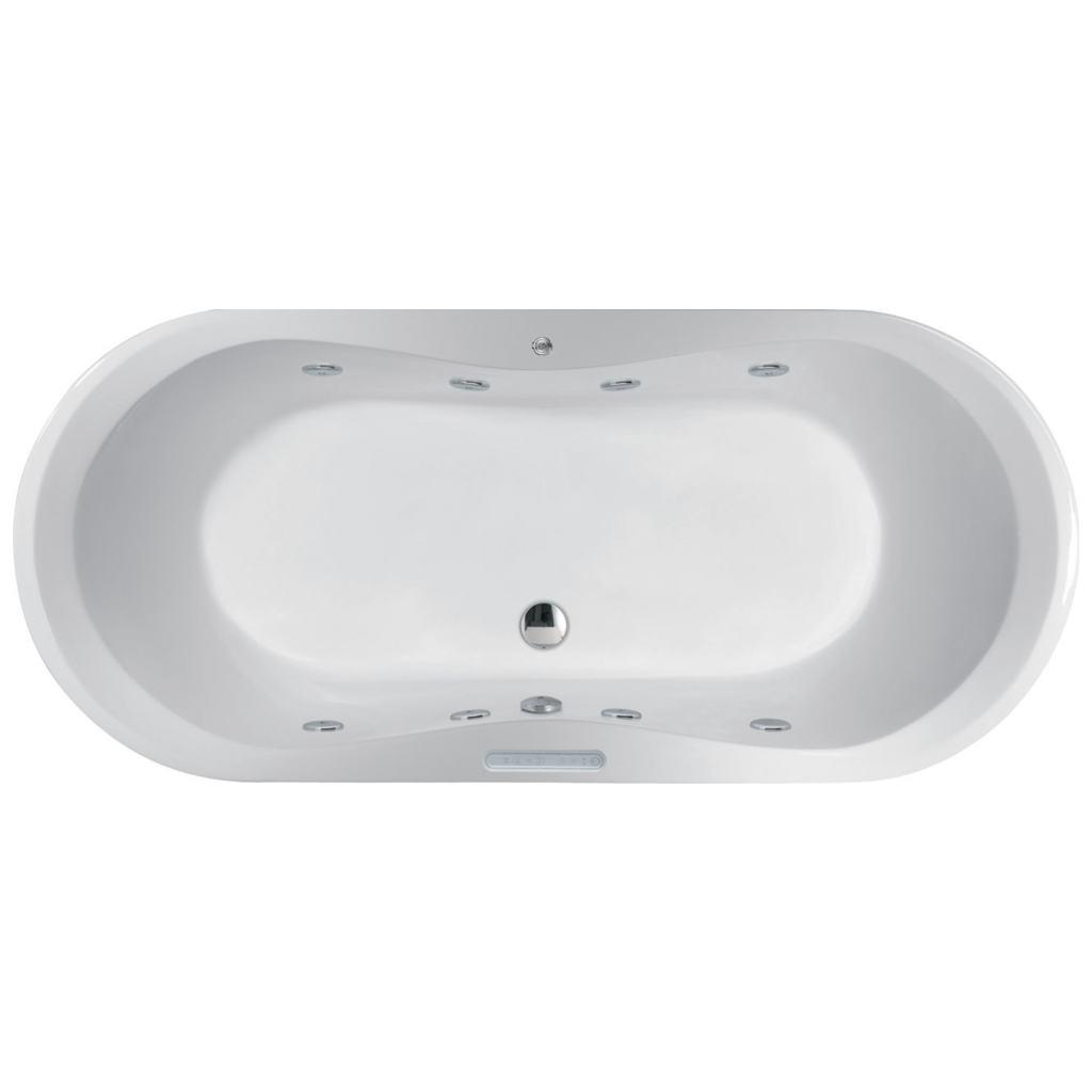 Dettagli del prodotto: K6097  Vasca Idromassaggio Ovale (Hygiene Plus System) ad Incasso ...