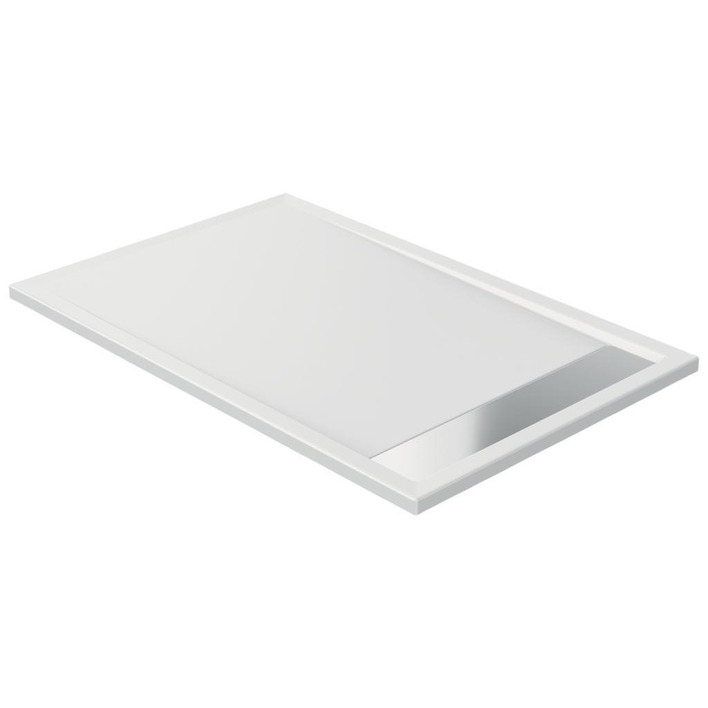 Piatto doccia in acrilico 140 x 80 x 4 cm
