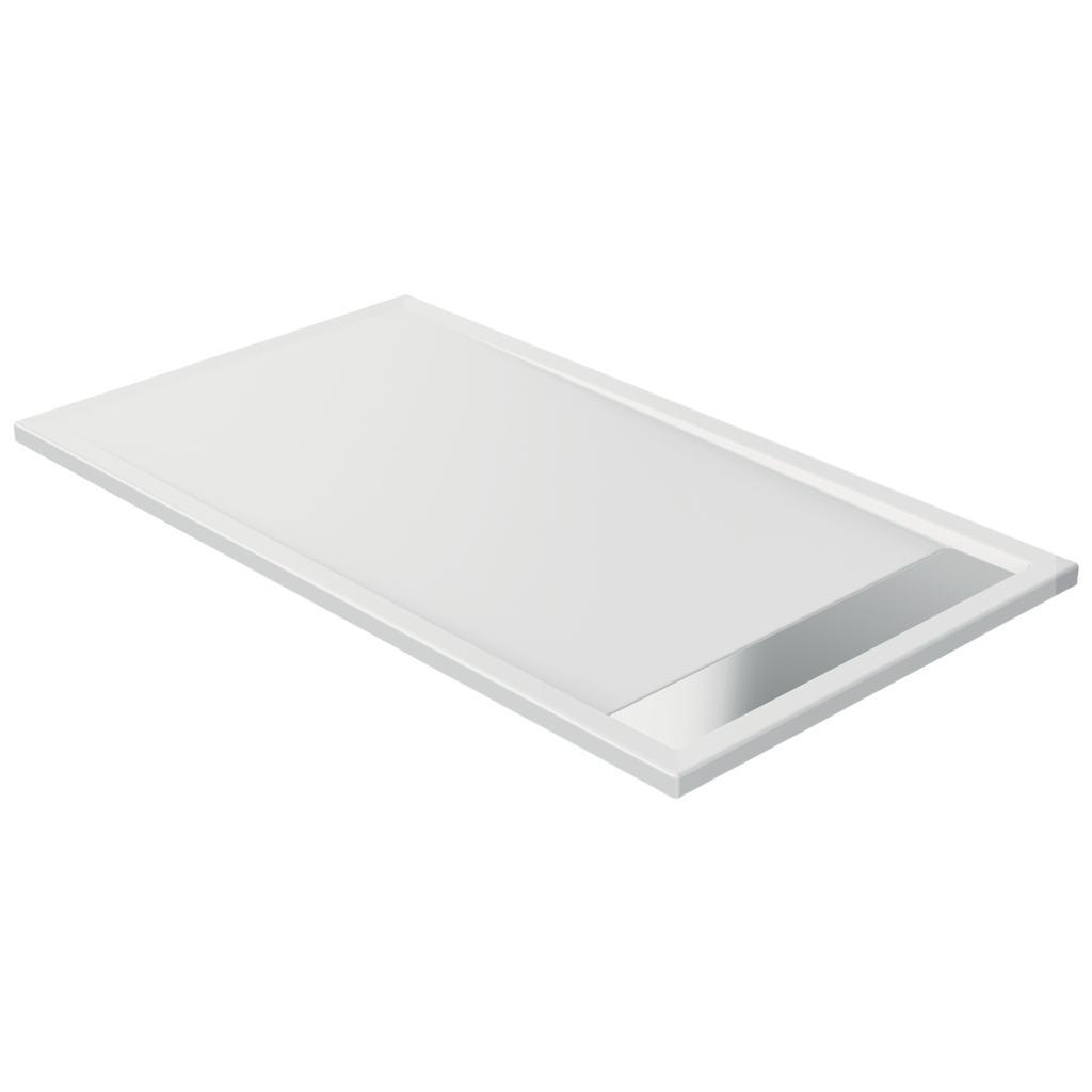 Piatto doccia in acrilico 160 x 80 x 4 cm