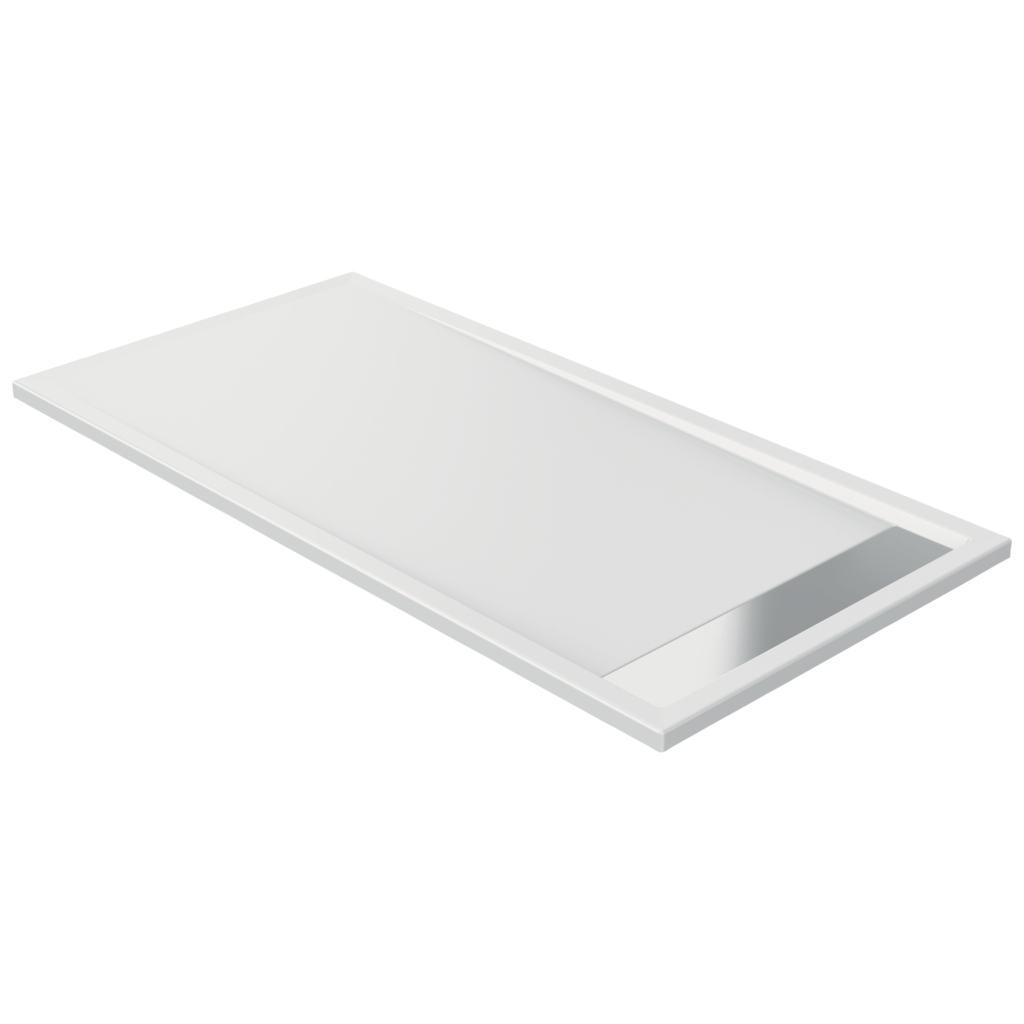 Piatto doccia in acrilico 180 x 80 x 4 cm