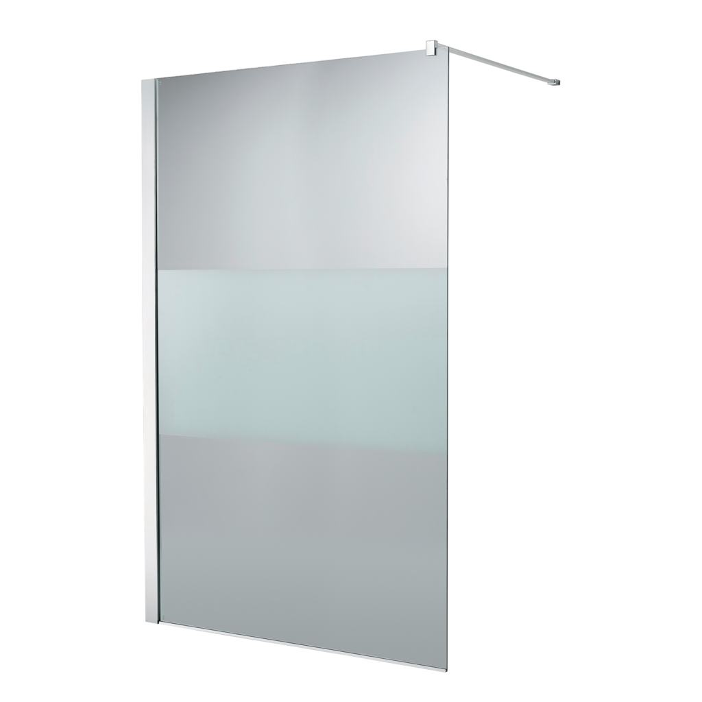 1200mm modesty wetroom panel