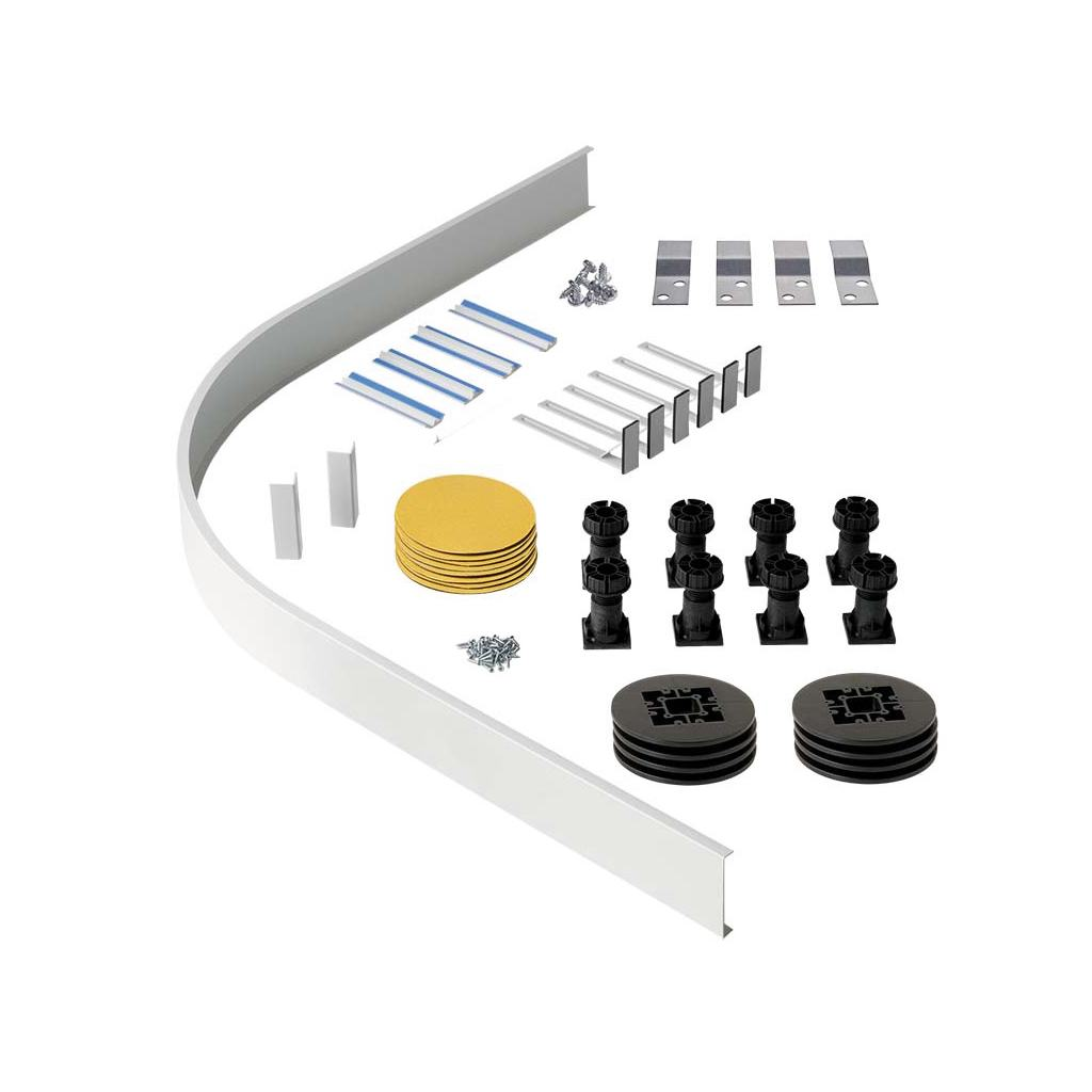 Quadrant Riser Kit