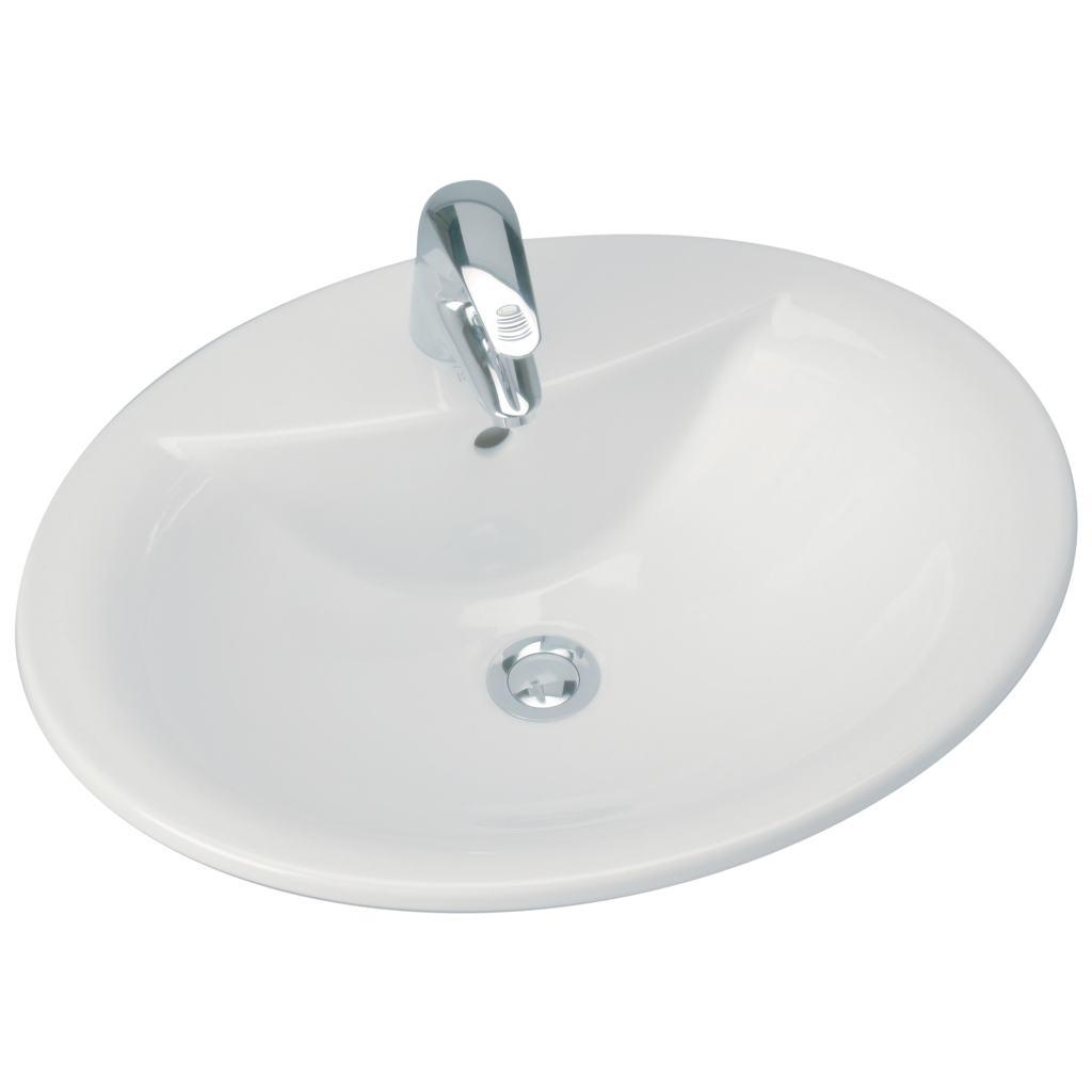 Vasque 56 x 46 cm