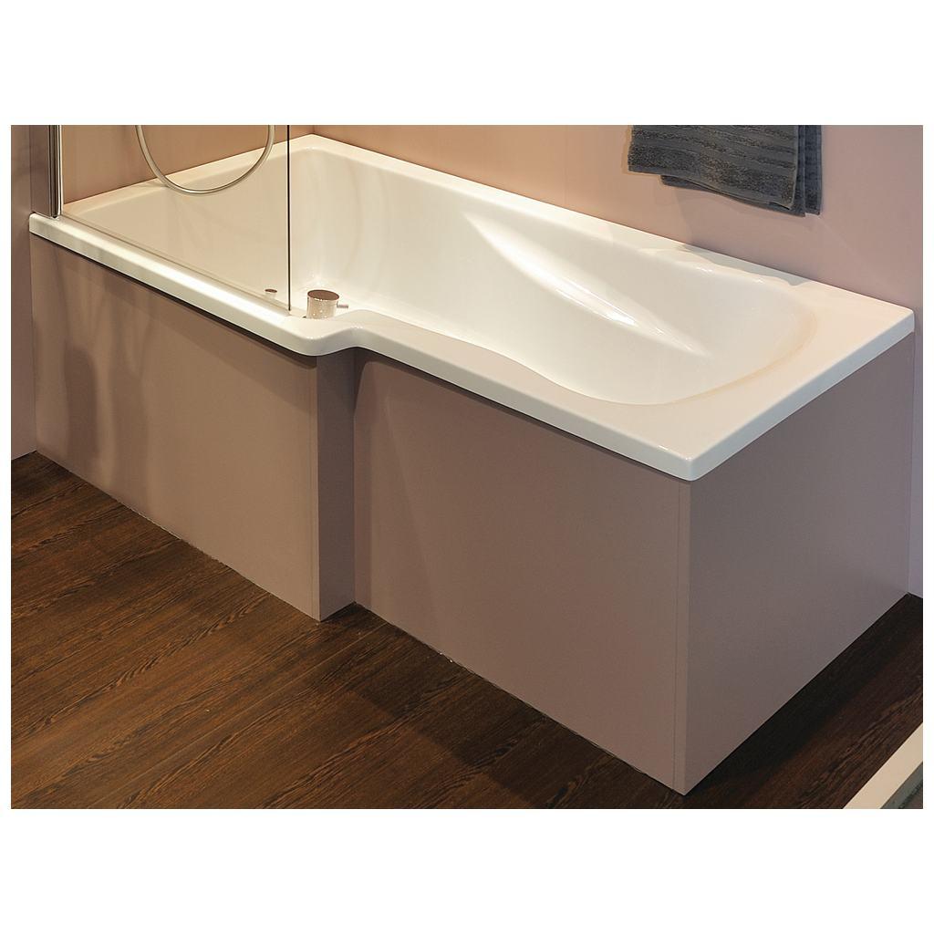 product details r2033 baignoire doucheversion gauche. Black Bedroom Furniture Sets. Home Design Ideas