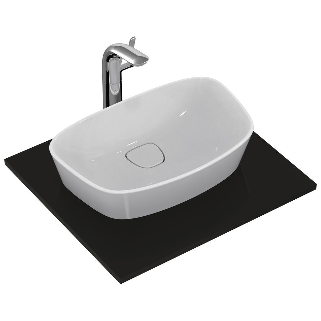 Dettagli del prodotto: T0443 | Lavabo da appoggio 52 x 32 cm | Ideal ...