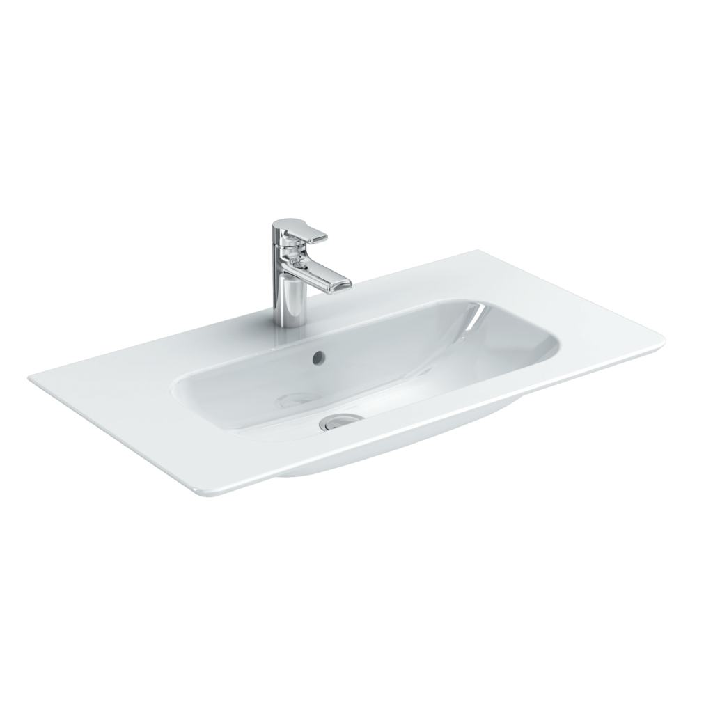84cm Vanity Washbasin, 1 taphole