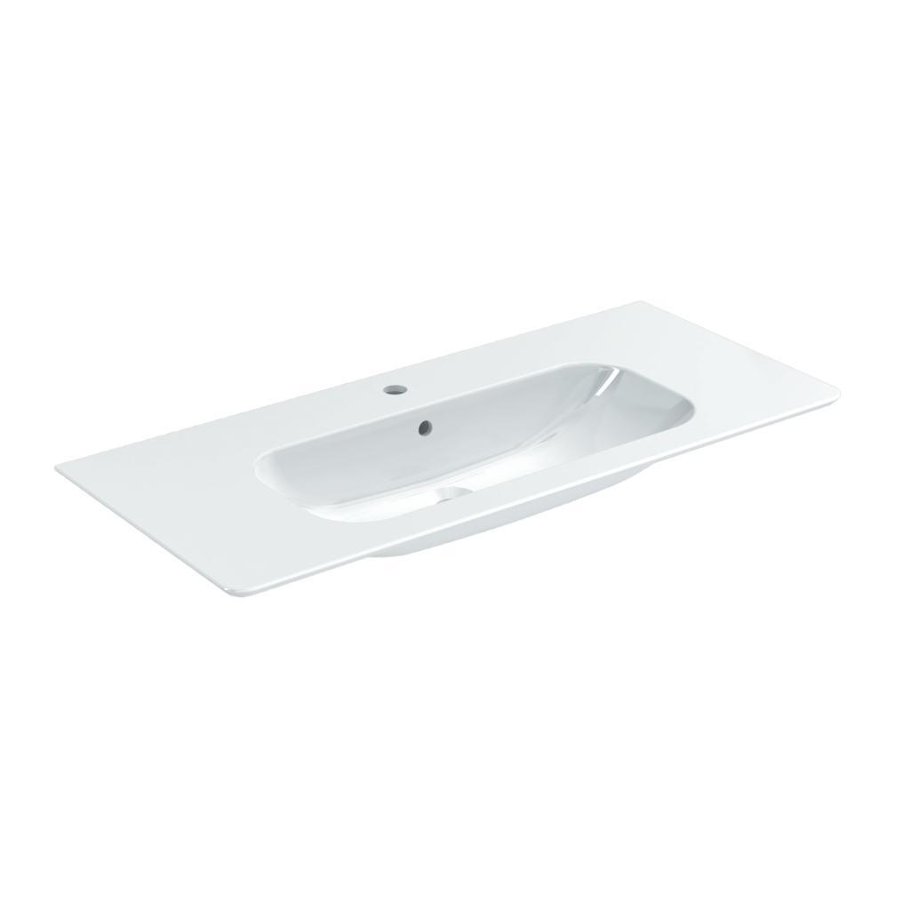 104cm Vanity Washbasin, 1 taphole