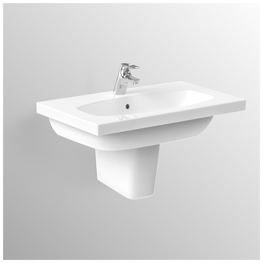dettagli del prodotto t0578 lavabo top 80 x 50 cm ideal standard. Black Bedroom Furniture Sets. Home Design Ideas