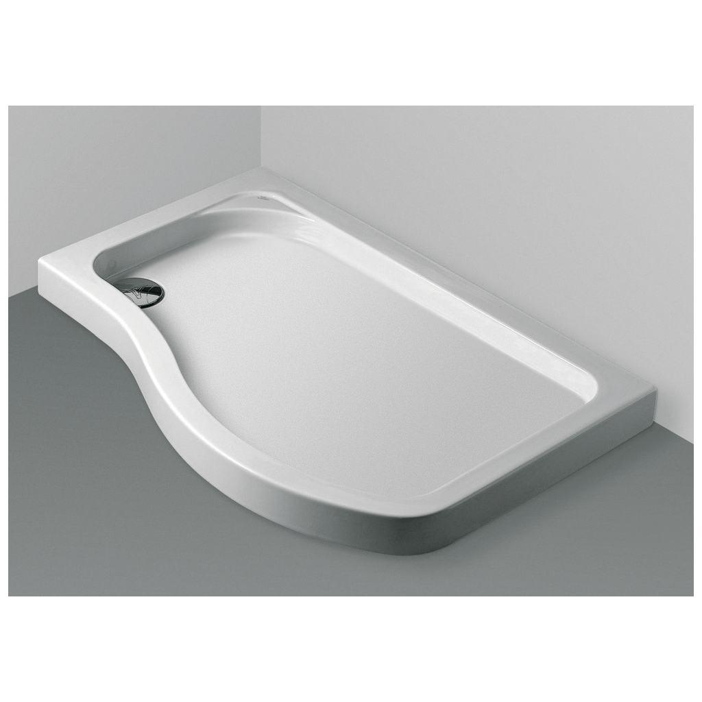 Dettagli del prodotto t2550 piatto doccia in acrilico ideal standard - Grandezza piatto doccia ...