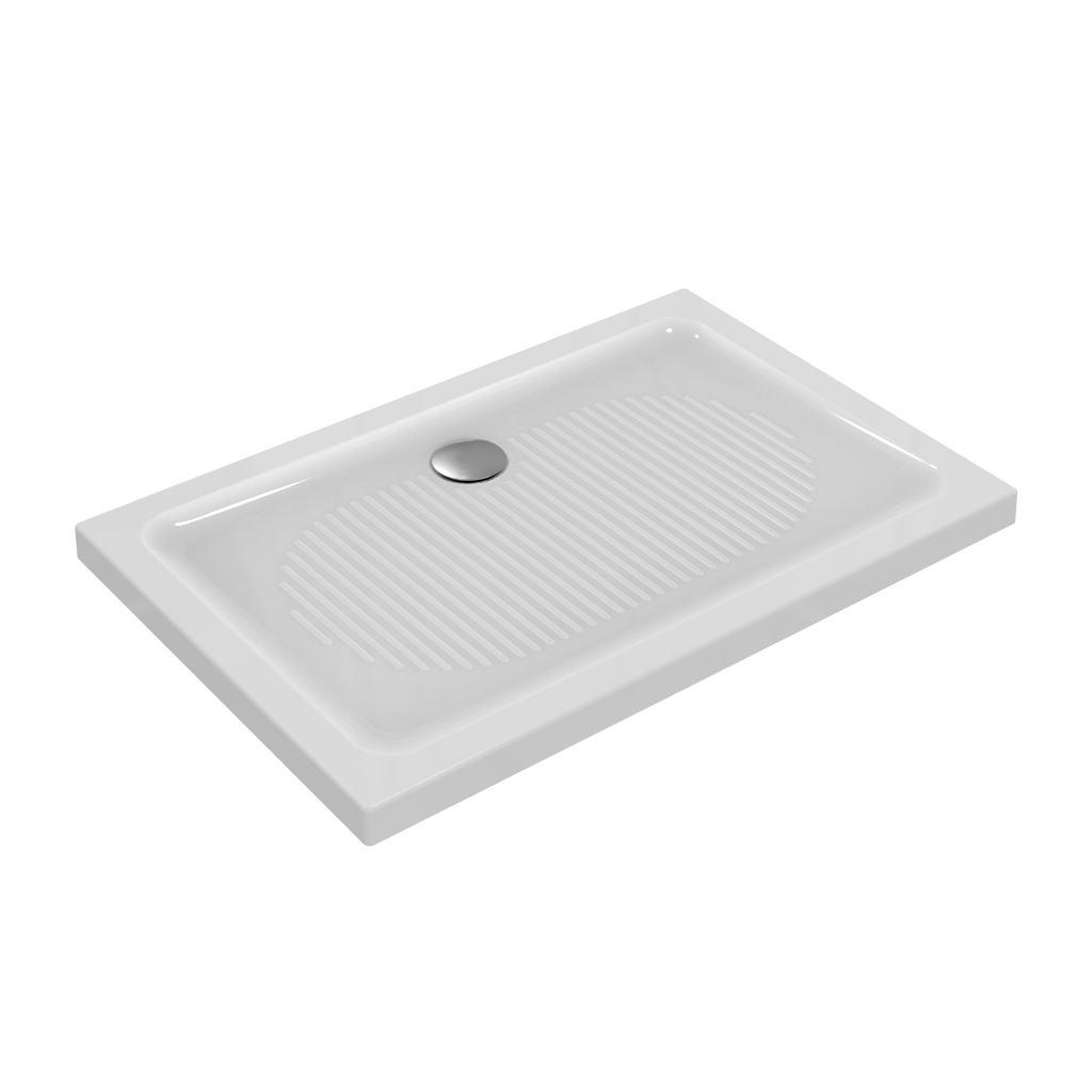 Product details t2681 receveur 120 x 90 cm ideal standard - Receveur douche 120x90 ...