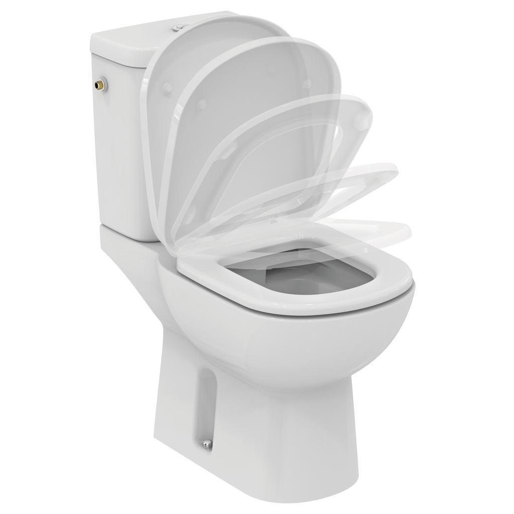 Toilette sans bride