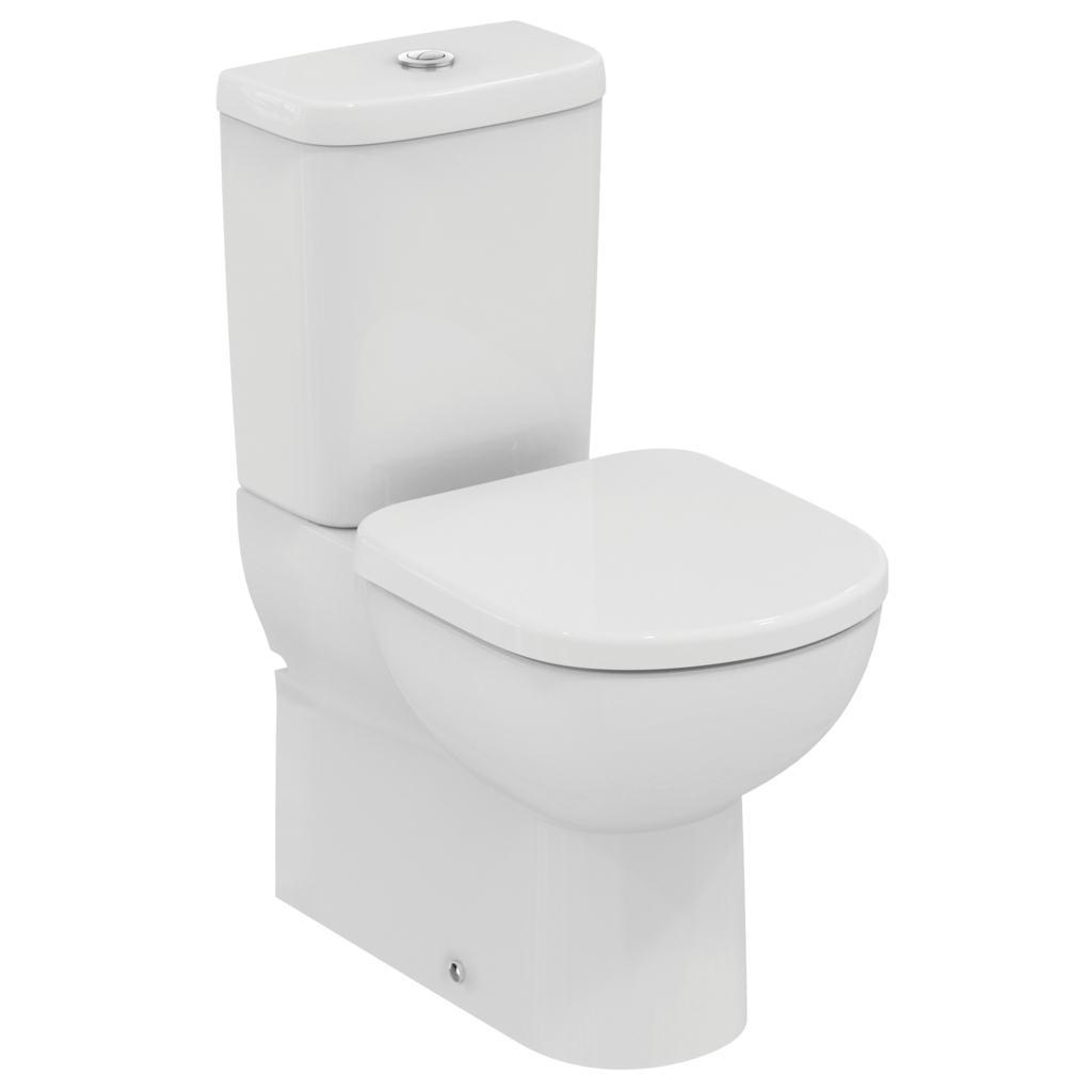 ideal standard t3281 floor standing wc bowl btw for. Black Bedroom Furniture Sets. Home Design Ideas
