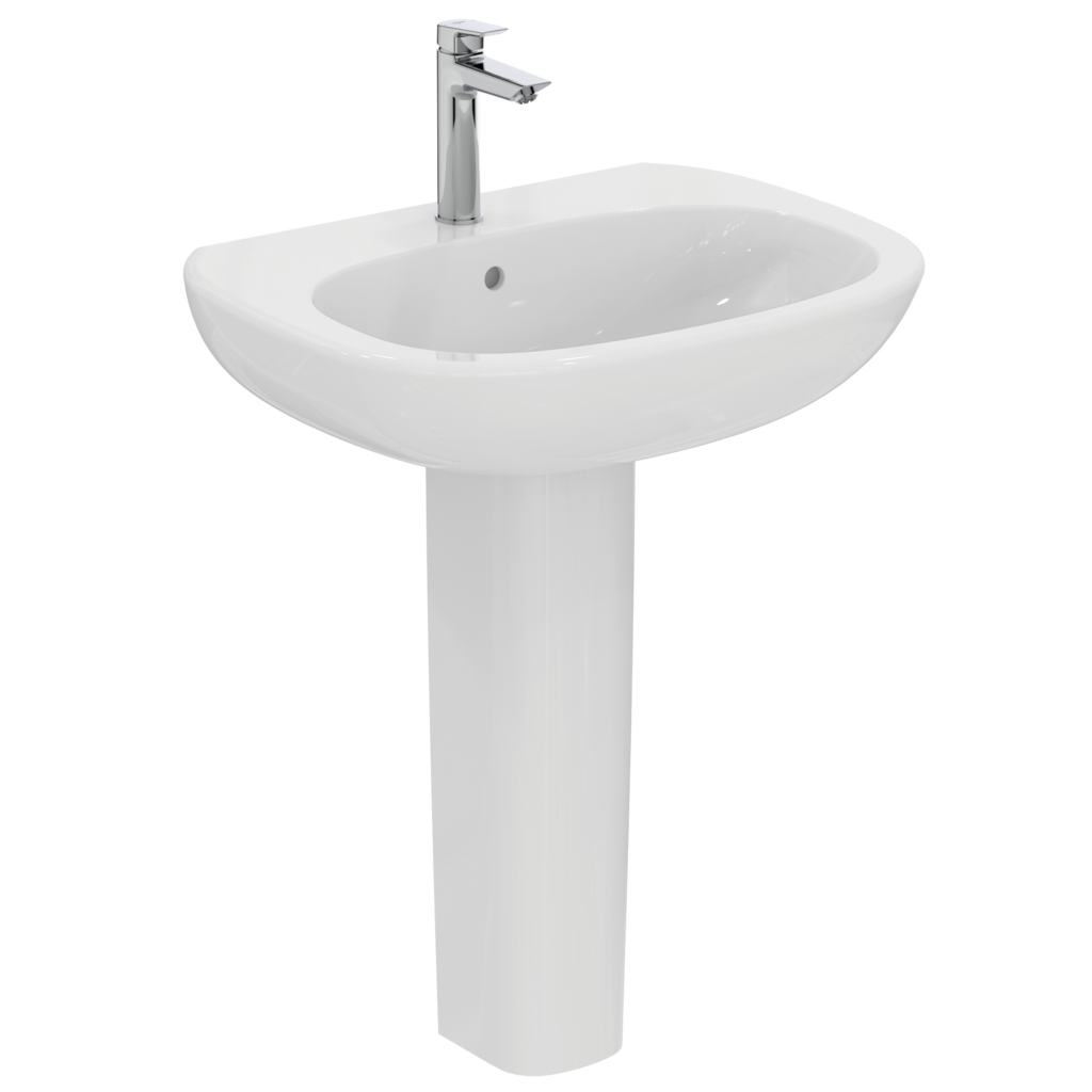 Ideal Standard Lavabo Tesi.Ideal Standard T3512 Washbasin 70 Cm