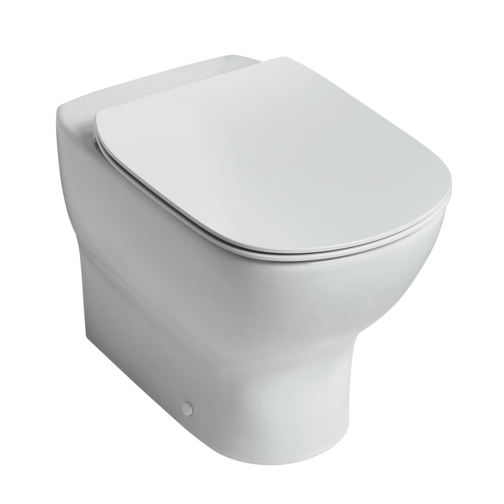 AquaBlade® back-to-wall WC bowl