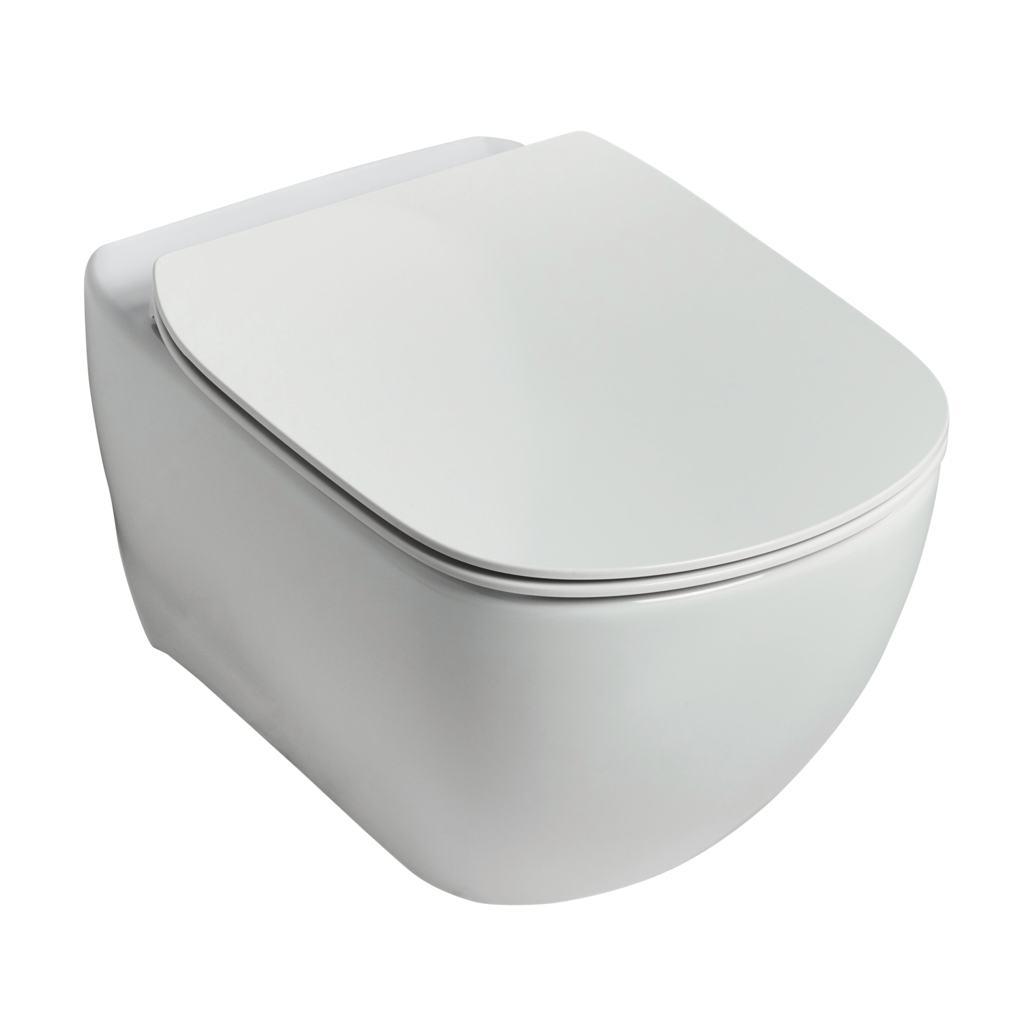 AquaBlade® wall hung WC bowl