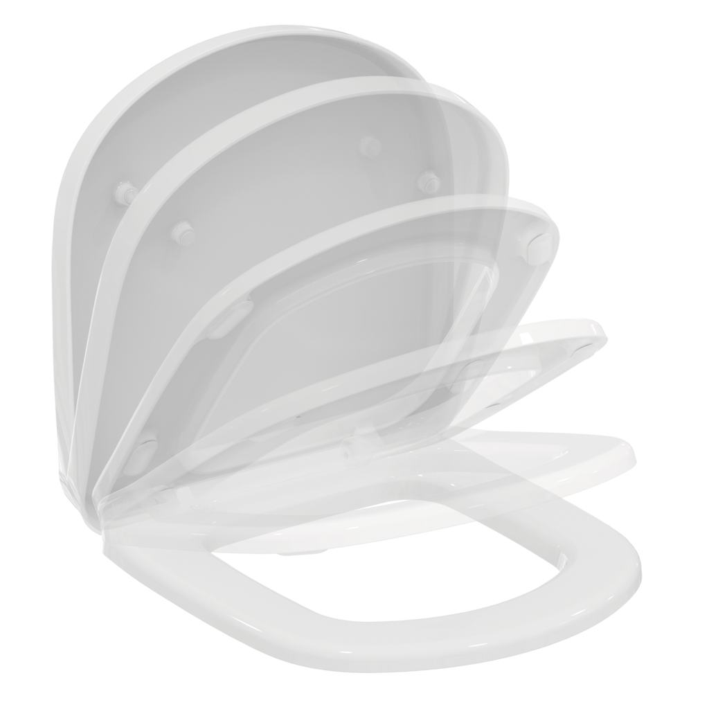 product details t6799 abattant frein de chute ideal standard. Black Bedroom Furniture Sets. Home Design Ideas