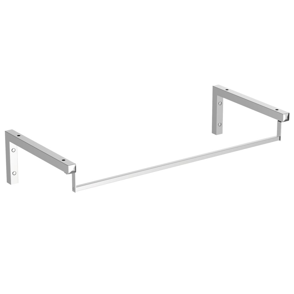 Brackets Set for 1000mm worktop
