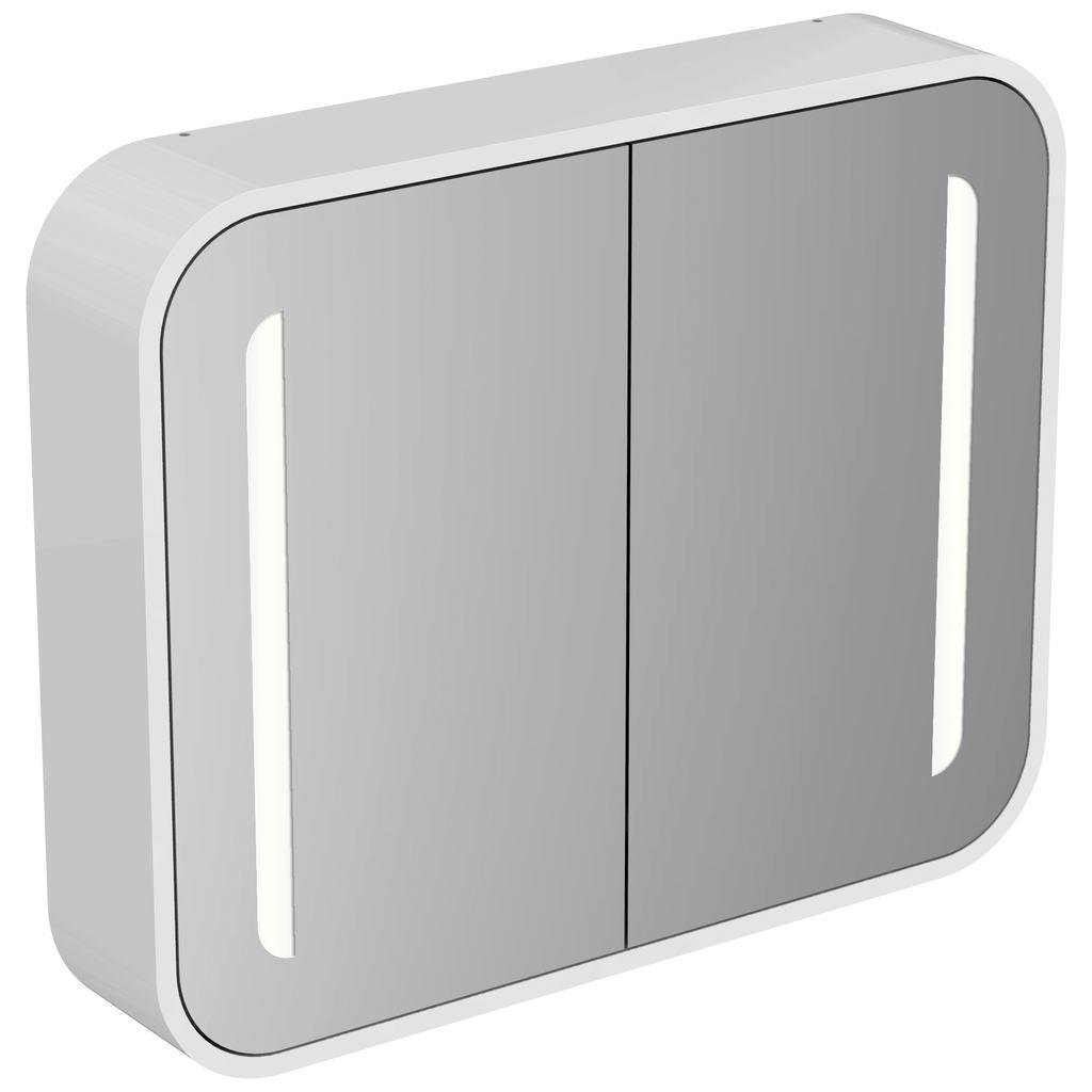 Specchio contenitore Dea 80 cm