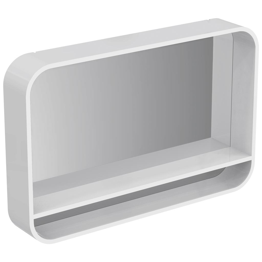 Product details t7863 miroir avec tag re ideal standard for Technique du miroir