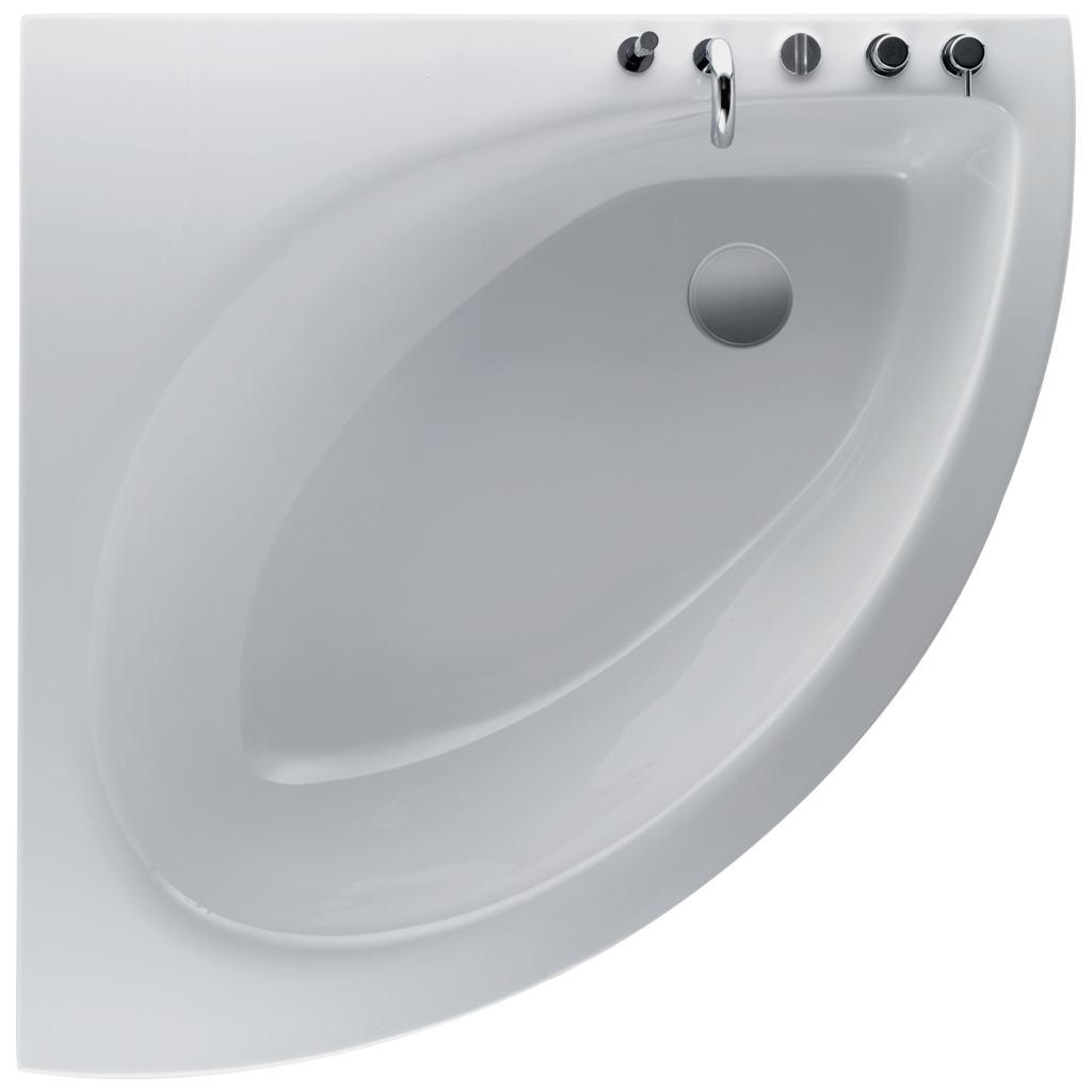 Dettagli del prodotto t9442 vasca angolare pannellata for Vasca ideal standard