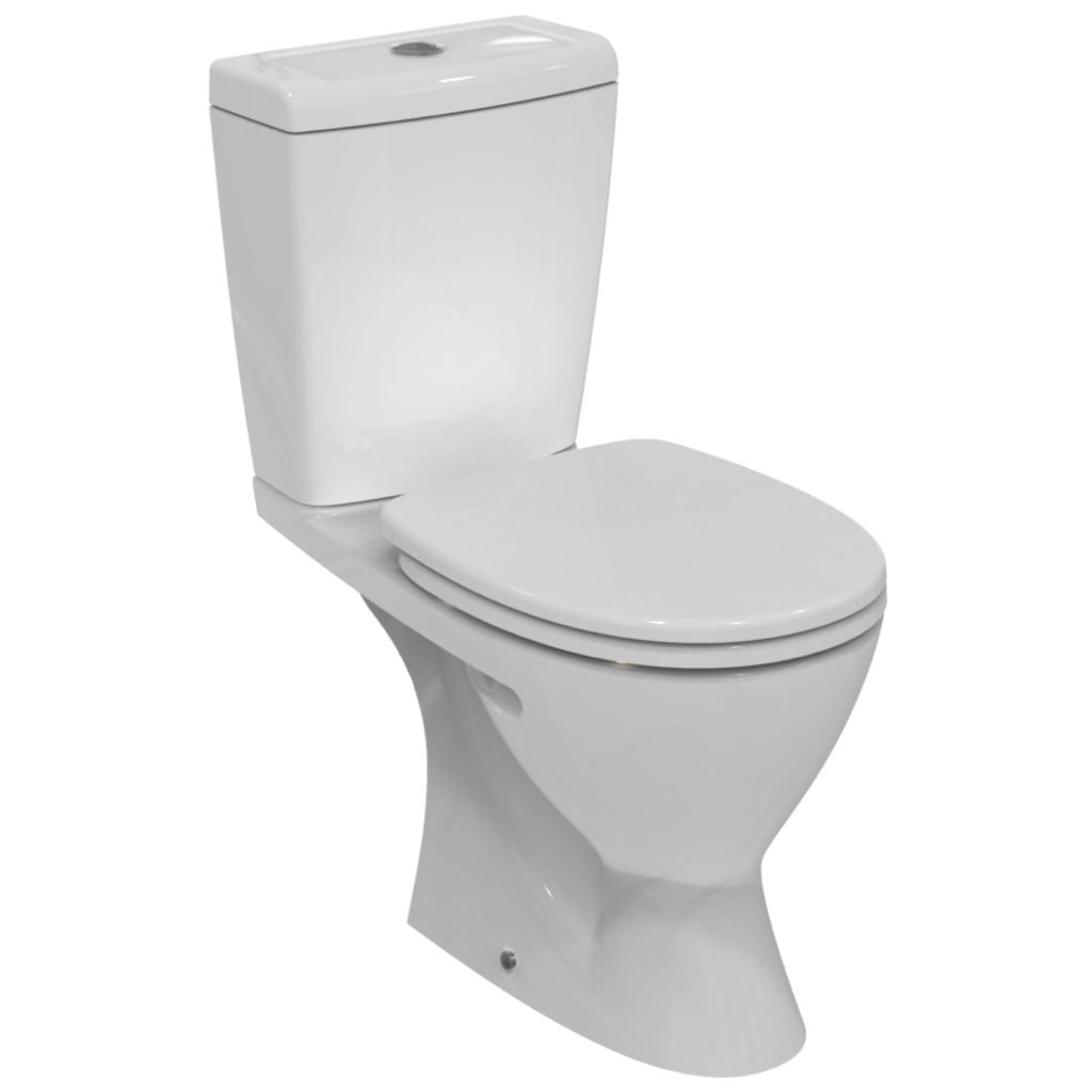Top Ideal Standard | V3373 | Plus Close coupled WC combination ZO05