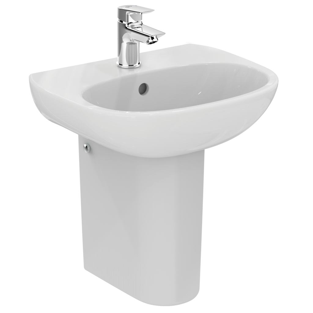 45cm handrinse basin - one taphole