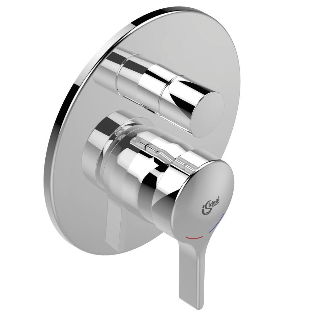 Doccia Vasca Ideal Standard.Dettagli Del Prodotto A6662 Miscelatore Da Incasso Per Vasca