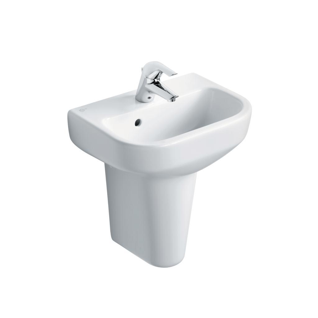 45cm Handrinse Washbasin, 1 taphole